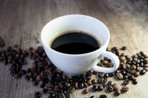 Kop coffie